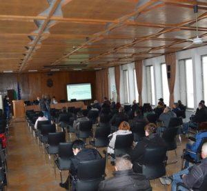 Обществено обсъждане във връзка със създаване на нови общински структури в община Видин(Снимки)