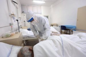 Над 50 човека от Видинско се лекуват в болници от коронавирус