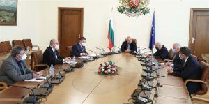 Напредъкът по икономическите мерки в подкрепа на бизнеса беше отчетен на работно съвещание при премиера Борисов(Видео)