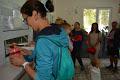 Социални кухни осигуряват храна на 630 възрастни и 250 деца в Монтана(Снимки)