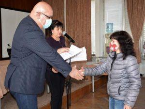 Община Видин осигурява работа на 45 души по проект
