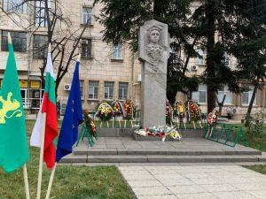 Почетоха паметта и делото на Васил Левски във Враца (Снимки)