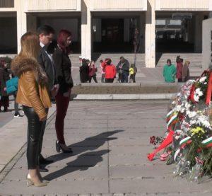 Видин отбеляза националния празник Трети март (Видео)