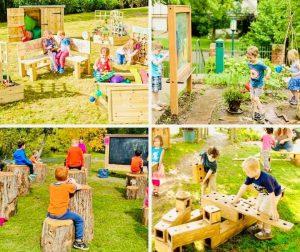 Еко зони и зелени класни стаи ще бъдат изградени в училища, детски градини и ясли във Враца
