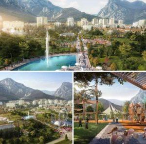 Нова визия за парка до стадиона във Враца, зони за колоездене, лунапарк и фитнеси на открито са част от замислените зони