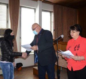 Още 30 души започват работа по проект на Община Видин (Снимки)
