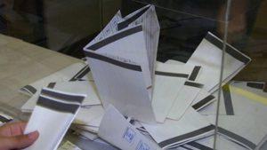 Всички районни избирателни комисии предадоха изборните си книжа в ЦИК