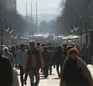 НСИ отчита в края на 2020 г. под 7 млн. души население на България