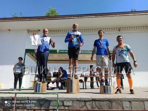 СКО Берковица-2000 със златен и сребърен медал от две състезания