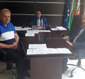Областният управител на Видин обсъди подготовката и готовността за провеждане на предстоящите избори с кметовете и секретарите на общините Чупрене и Димово (Снимки)