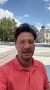 Максим Ешкенази кани видинската публика на концерт посветен на любима българска филмова музика (Видео)