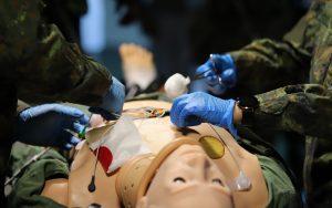 ВМА откри уникален Военномедицински симулационен тренировъчен център