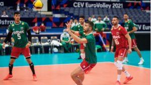 България срещу Германия на Евроволей 2021